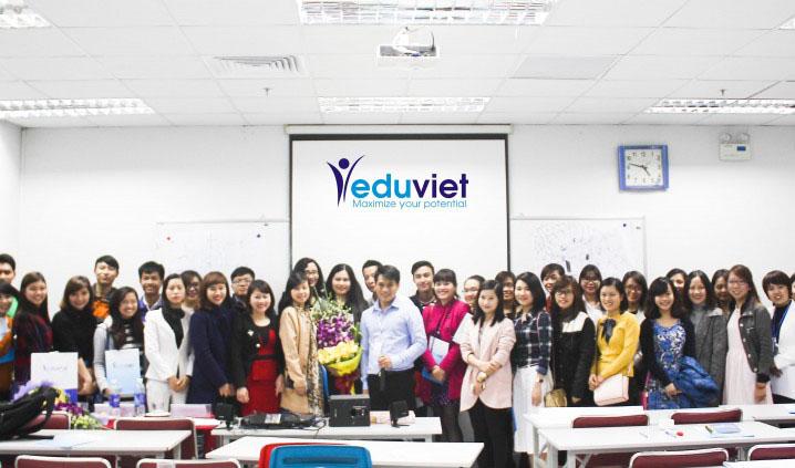 Trung tâm đào tạo quản trị nhân sự Eduviet