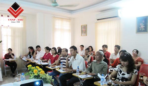 Trung tâm dạy quản trị nhân sự VNNP