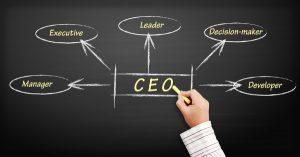 CEO là người chịu trách nhiệm trực tiếp với công ty trong doanh nghiệp