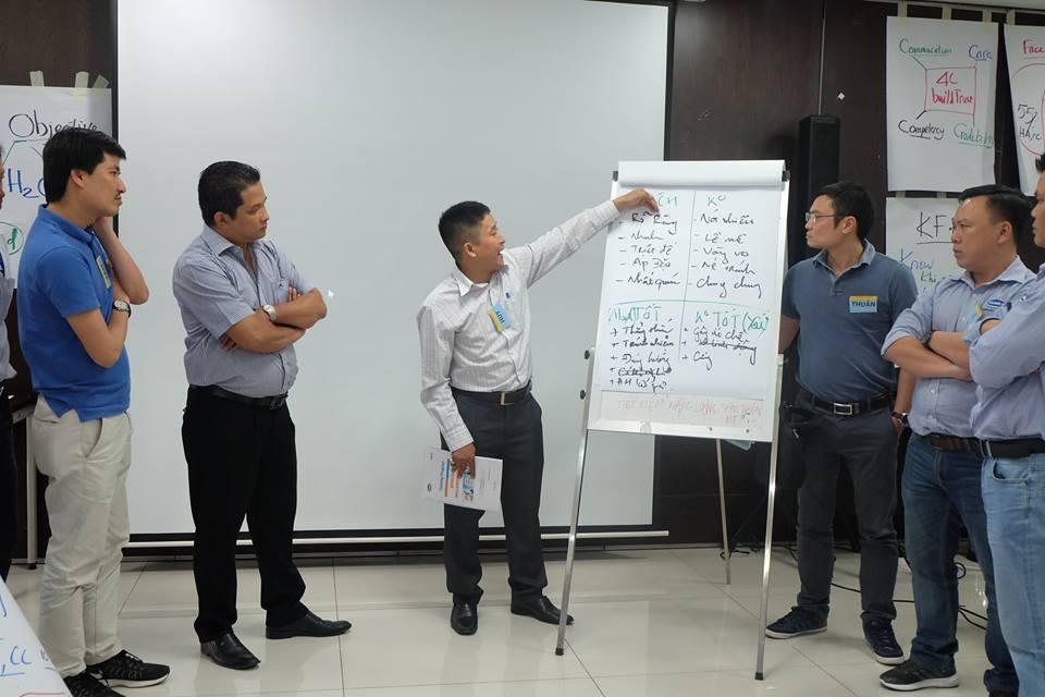 Các khóa học về hành chính nhấn sự được nhiều trung tâm đào tạo nhân sự mở ra, các công ty cũng ngày càng chú ý hơn tới việc đào tạo nhân sự