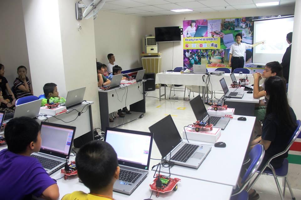 Các khóa học nghiệp vụ nhấn sự chất lượng luôn nhận được phản hồi tốt từ người học