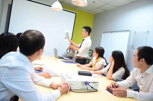 Tham gia khóa đào tạo ngoài kiến thức còn được truyển đạt các kỹ năng liên quan đến nghề rất nhiều
