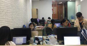 Hình ảnh đào tạo nghiệp vụ mua hàng quốc tế tại trung tâm VinaTrain (Nguồn: VinaTrain)