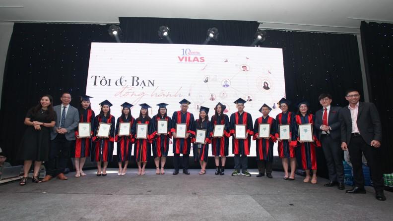 ViLas trường hàng không Việt Nam đào tạo thu mua xuất nhập khẩu